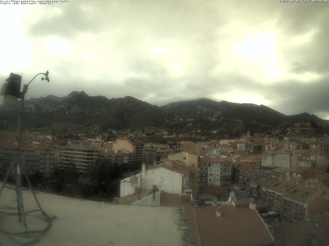 Berga Live Cam, Spain – Panorama